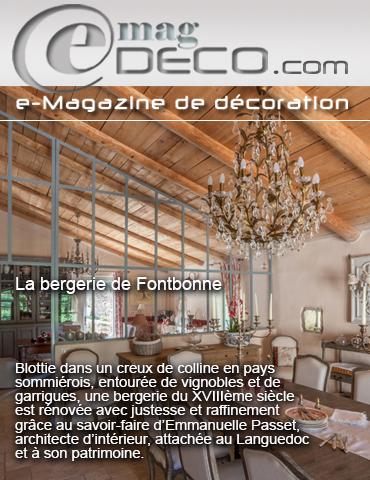 la bergerie de fontbonne e magdeco magazine de d coration. Black Bedroom Furniture Sets. Home Design Ideas