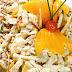 Receta de ensalada tropical de pavo