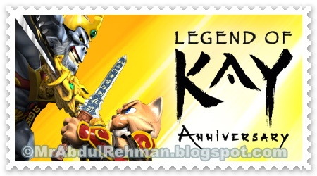 Legend of Kay Anniversary Free Download PC Game Full Version