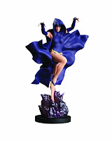 Raven (DC Comics) Character Review - Statue Product
