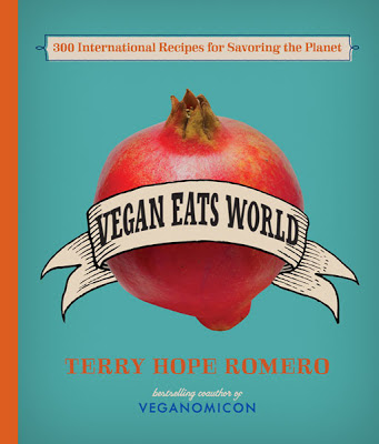 Vegan Eats World book cover