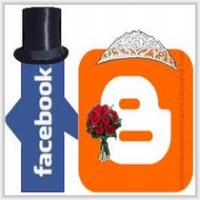 facebook loves blogger