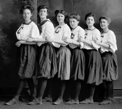 Women's suffrage, Sports team,