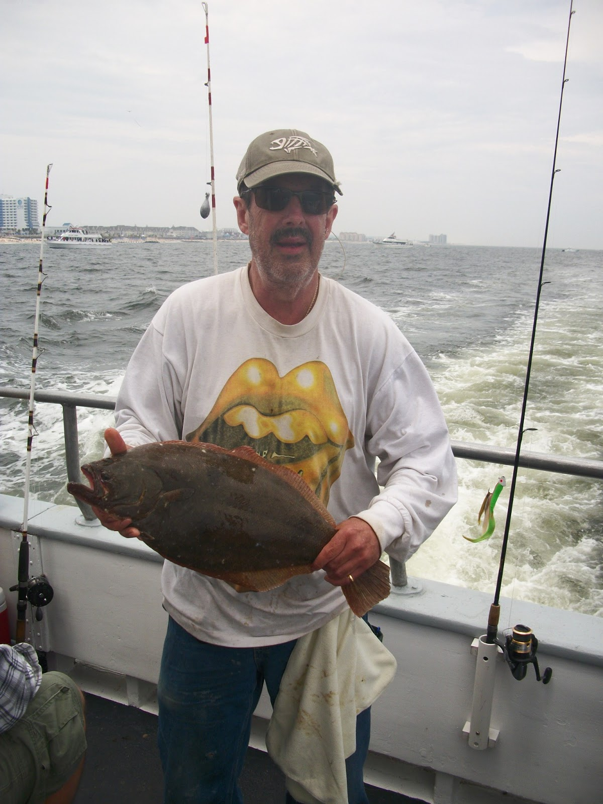 Capt cal party boat belmar happy fathers day fishing for Belmar nj fishing