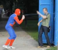 spiderman tonto