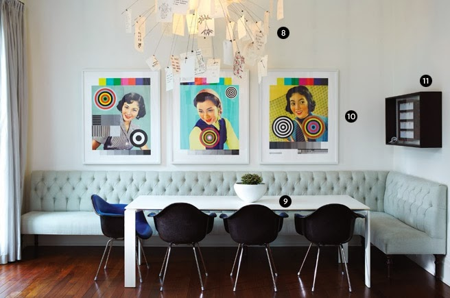 Back on Festive Road: DIY Kitchen Banquette Inspiration