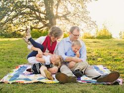 Marler family photo