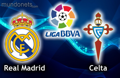 Mirar Partido Celta Vigo Vs Real Madrid Vivo