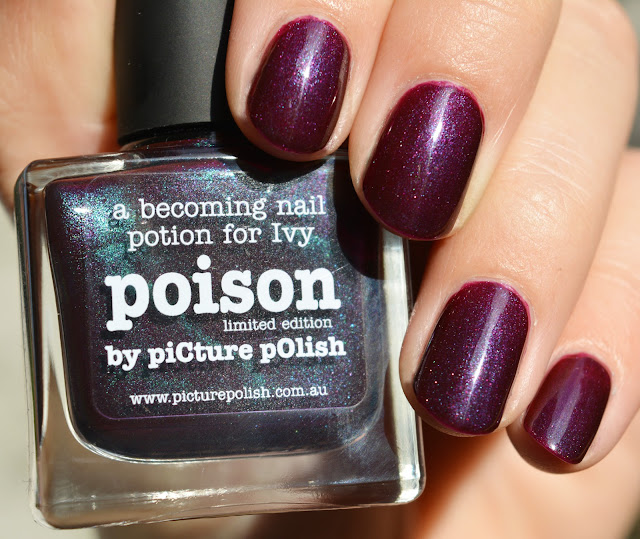 [Nagellack] Picture Polish - Poison