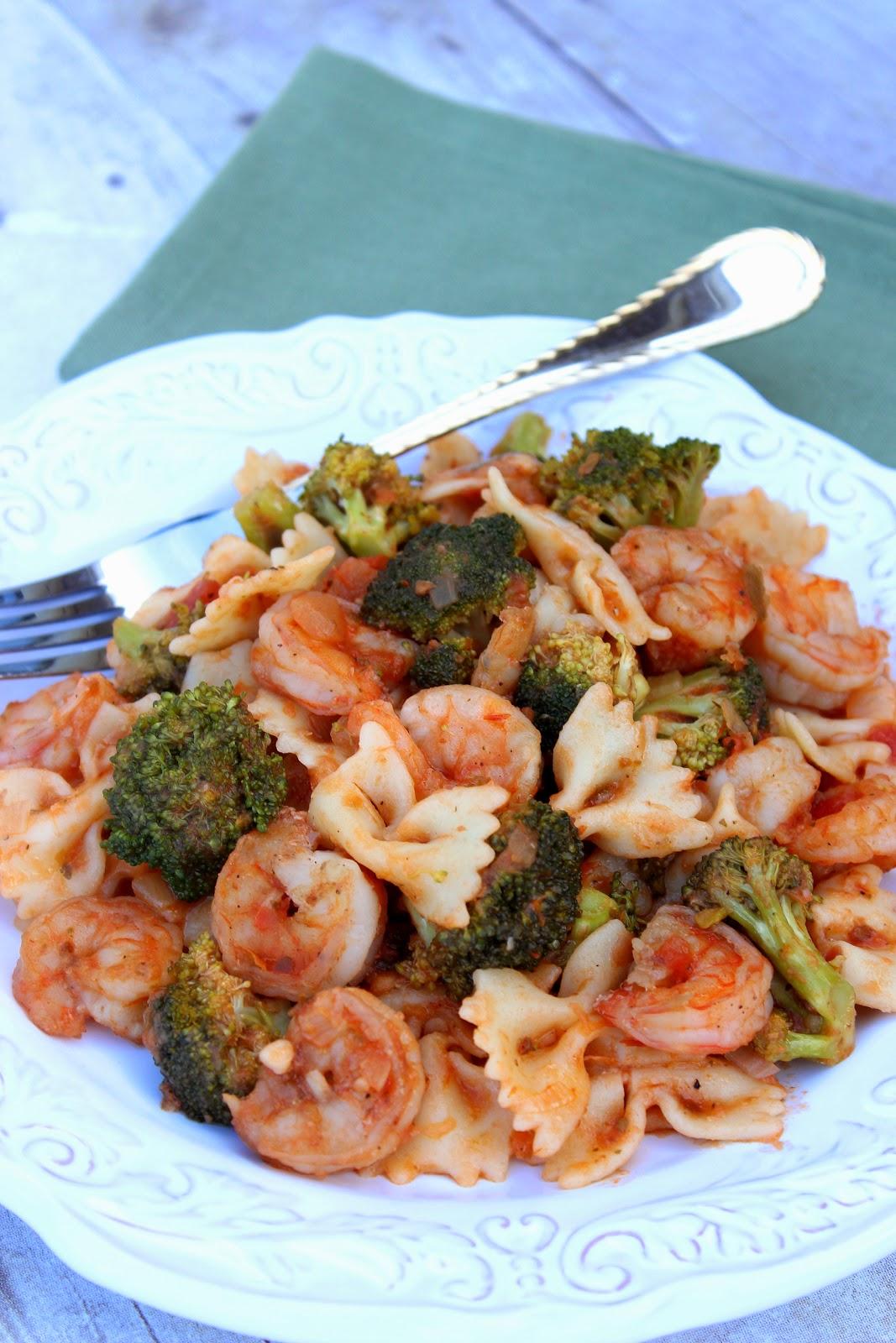 Shrimp Fra'diavolo Recipe via Kudos Kitchen by Renee