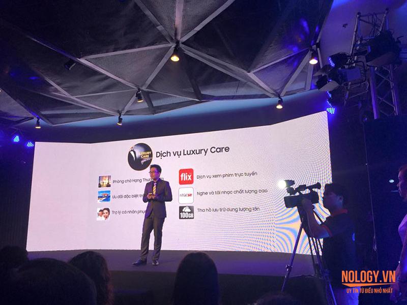 Samsung galaxy note 5 sắp trình làng