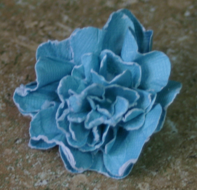 The paper variety tutorial handmade flowers with punches for Handmade paper flowers tutorial