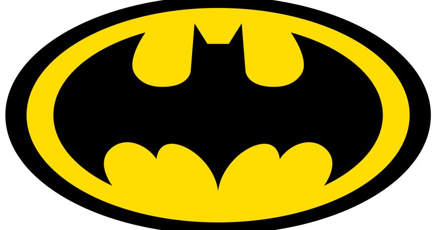 Download Logo Batman Vector Free Kuro Art Amp Design
