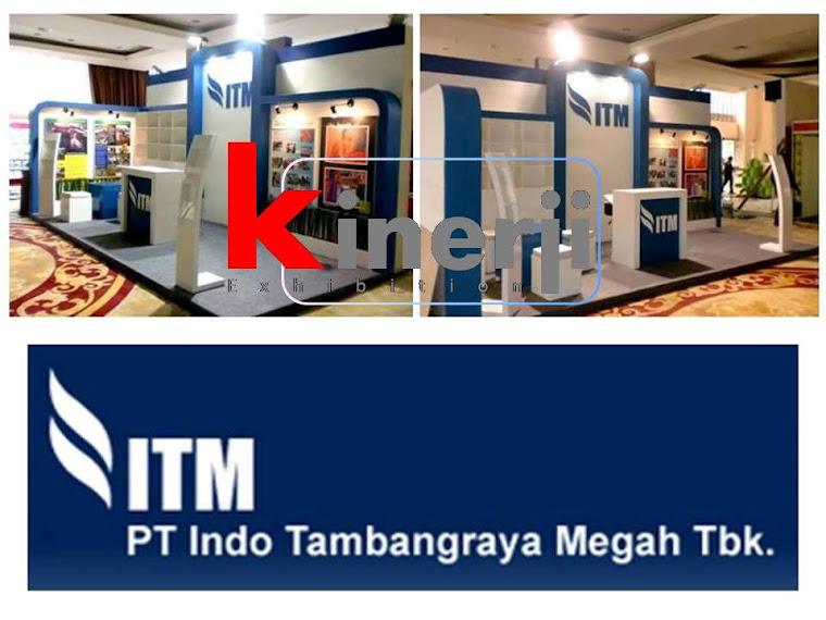 booth stand pameran @balai kartini