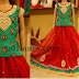 Heavy Georgette Kids Lehenga