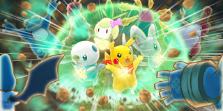 Pokemon Mystery Dungeon Gates to Infinity screen 1 Pokémon Mystery Dungeon: Gates to Infinity   Demo Coming Soon