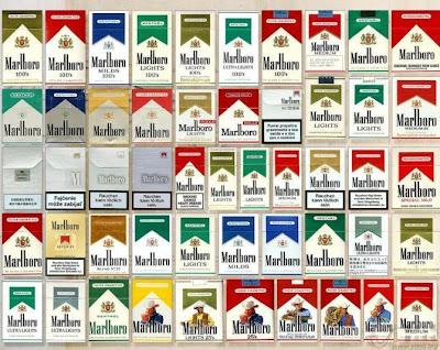 Cigarettes Karelia from Liverpool