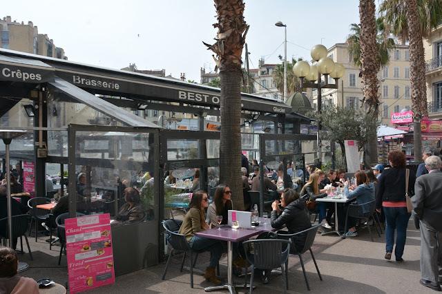 Marseille brasserie