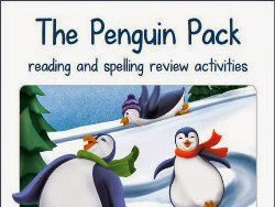 The Penguin Pack from All About Learning Press {December Promo}