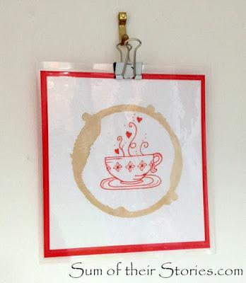 Teacup doodle