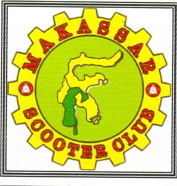 Nih.....kumpulan logo club vespa yang sempat penulis kumpulkan