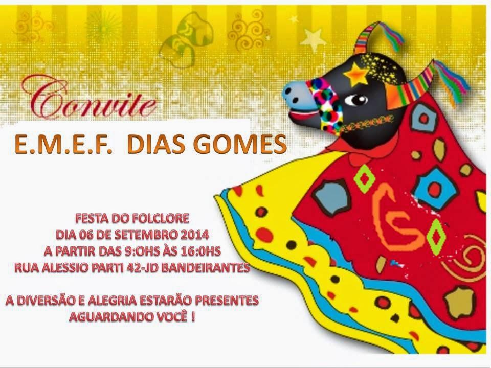 FESTA DO FOLCLORE 2014