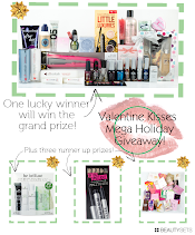 Valentine Kisses Mega Holiday Giveaway! 4 Winners! Ends 12.25.12