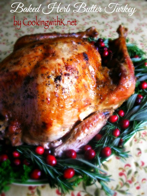 Cooking with K: Old Fashioned Thanksgiving Turkey and ...