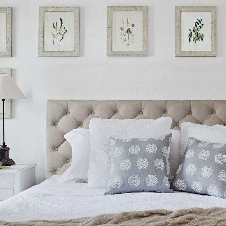Cabezal cama blando