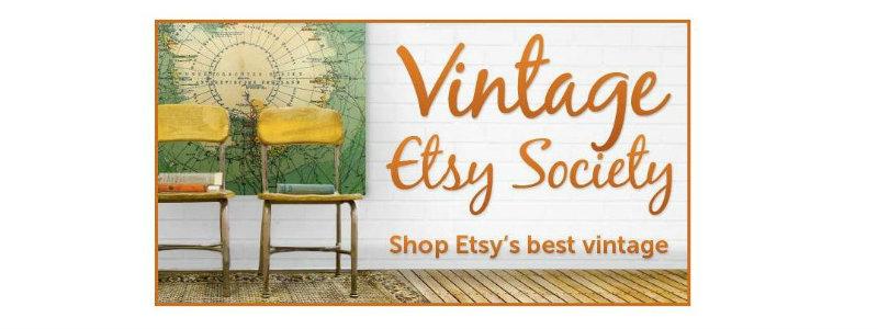 Vintage Etsy Society
