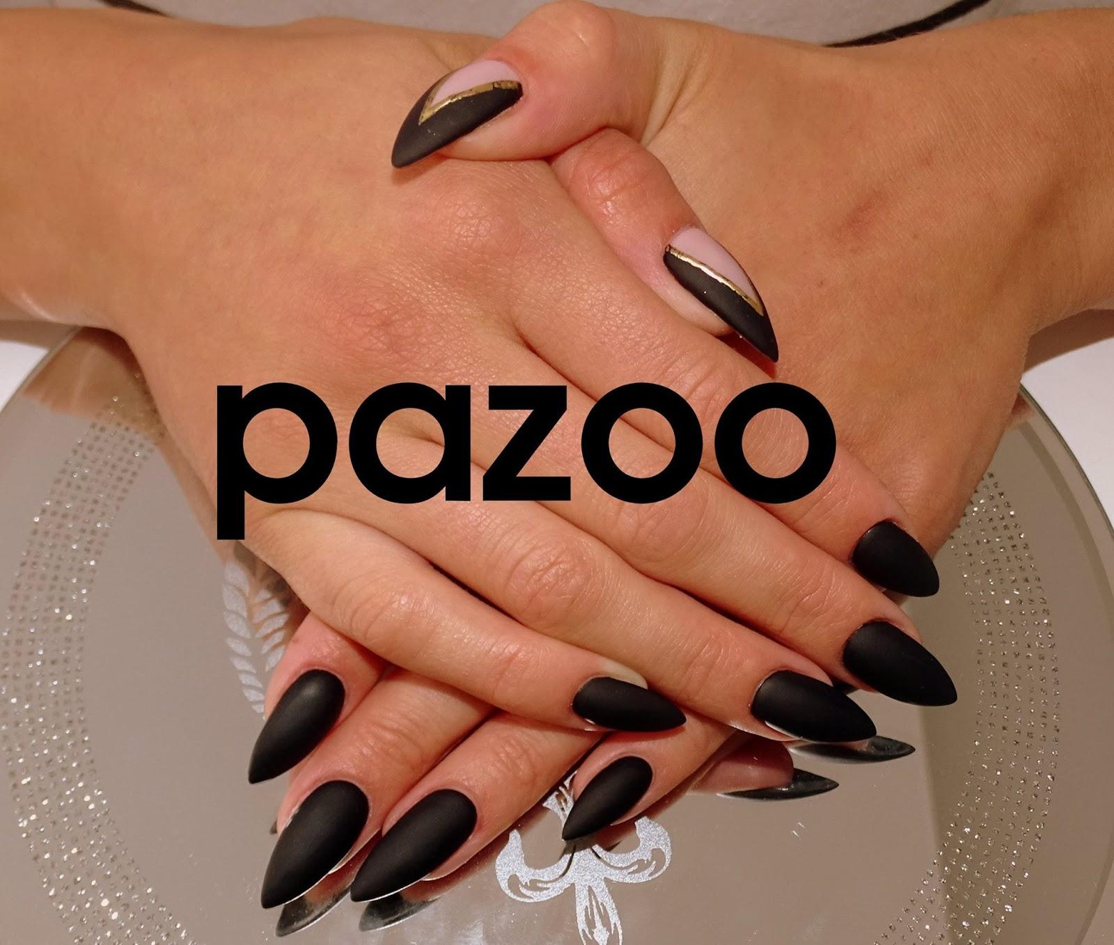 Pazoo Blog Czarny Matt