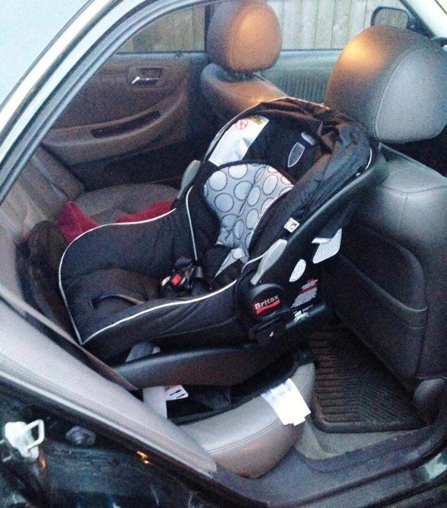 Get Help Installing Infant Car Seat