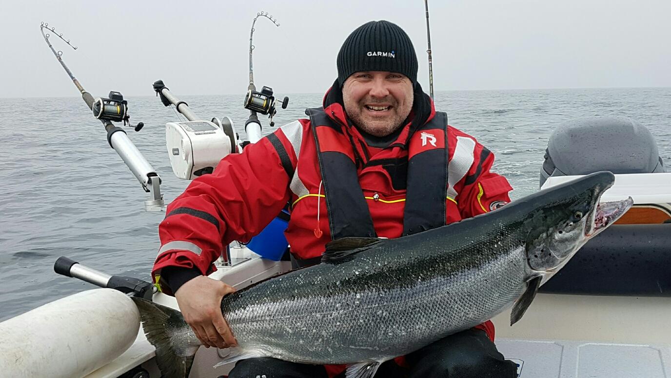 Östersjö laks 15 kg