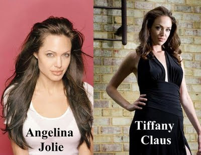 """Tiffany Claus"" VERY SIMILAR TO THE ""Angelina Jolie"""