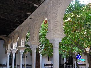Casa de los Pinelo - Sevilla - Patio renacentista 03