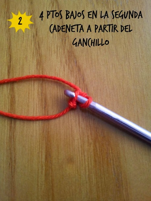 Collar de crochet ganchillo diy