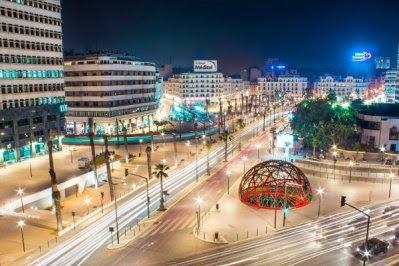 Casablanca, deuxième ville au plus grand potentiel de croissance inclusive en Afrique.