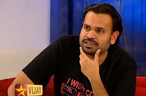 Koffee With DD Director Venkat Prabhu And Actor Premgi 22-12-2013 Full Program Viajy Tv  Watch Online Free Download