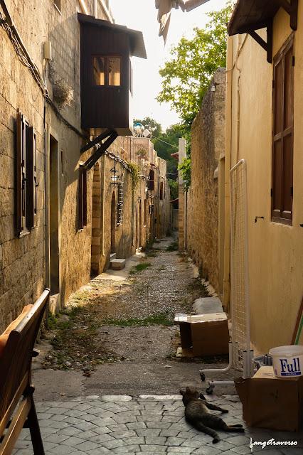 Ile de Rhodes, Grèce