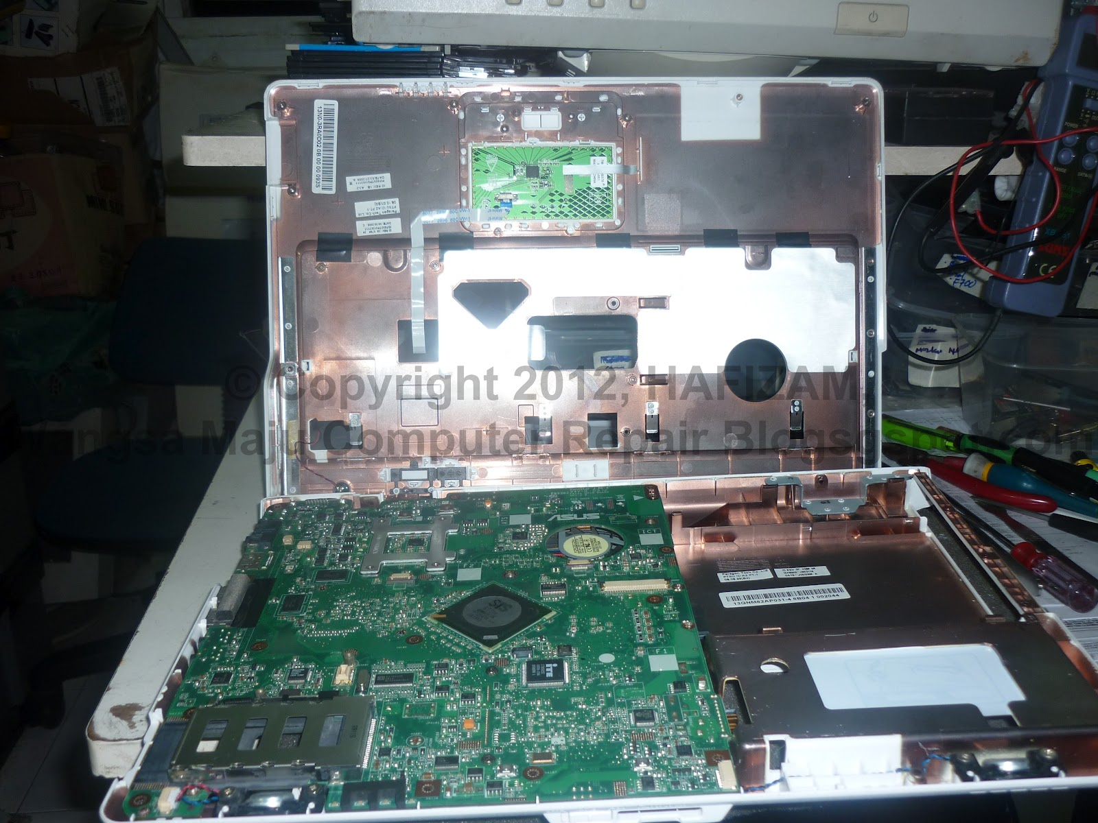 how to get to bios adus laptop