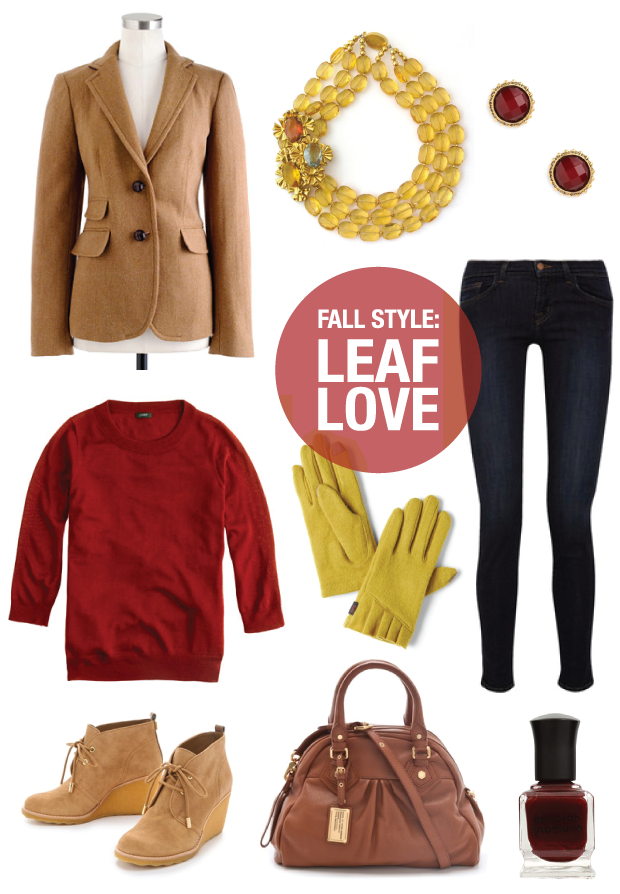 Fall Style: Leaf Love (www.notwithoutheels.com)