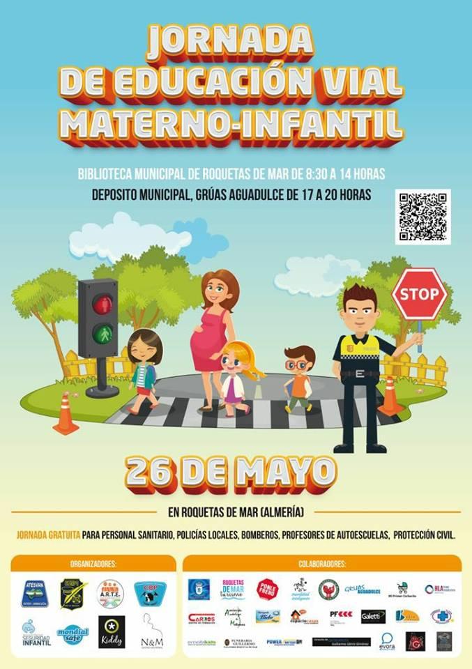 JORNADA DE EDUCACIÓN VIAL MATERNO-INFANTIL