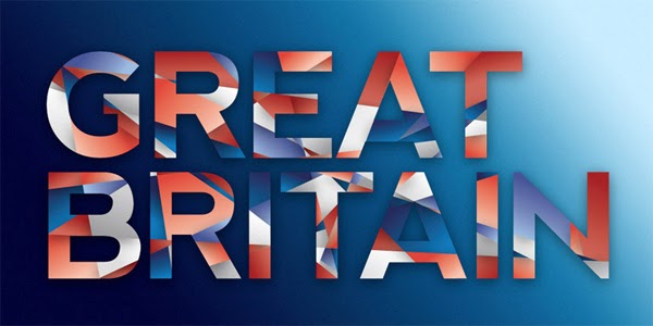 Create an Abstract Geometric Mosaic Text Effect