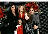 As 4 gerações da minha família