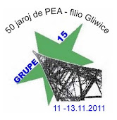 50 jaroj de PEA - filio G;liwice