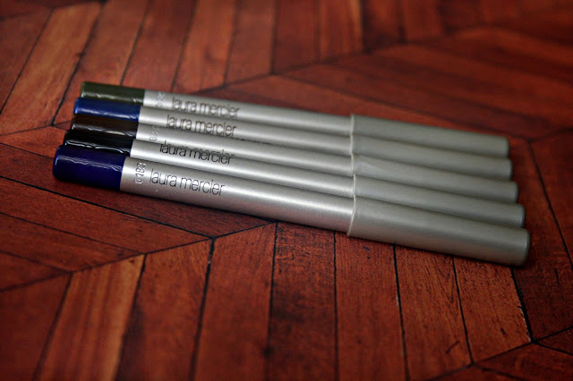 Laura Mercier Line & Define Mini Longwear Creme Eye Pencil Collection