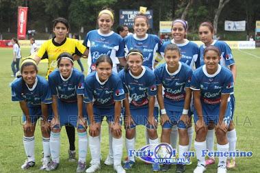 CAMPEONAS DEL CLAUSURA 2012