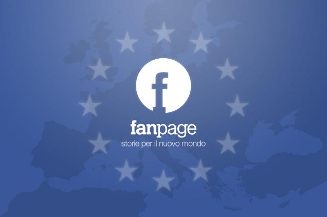 fanpage facebook europa