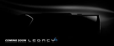 Foto Legacy Sky SR 2 Teaser
