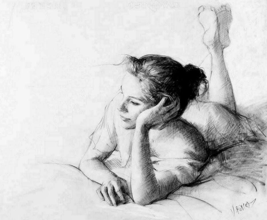 mujeres-dibujos